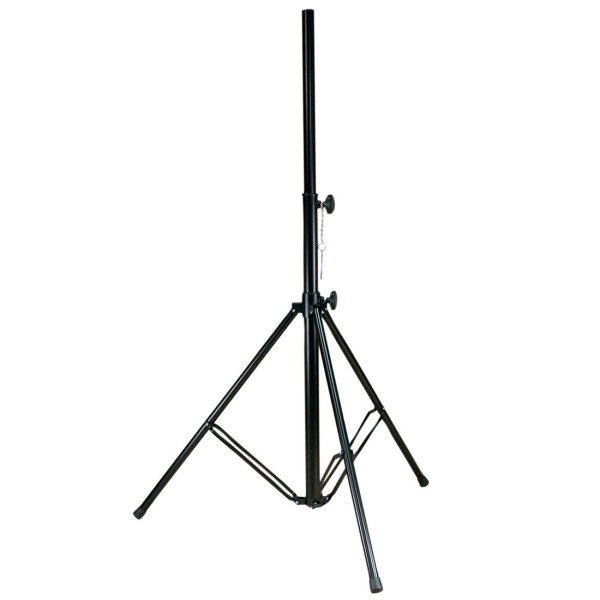 American Audio LSS-3S, PRO-speaker stand steel, black