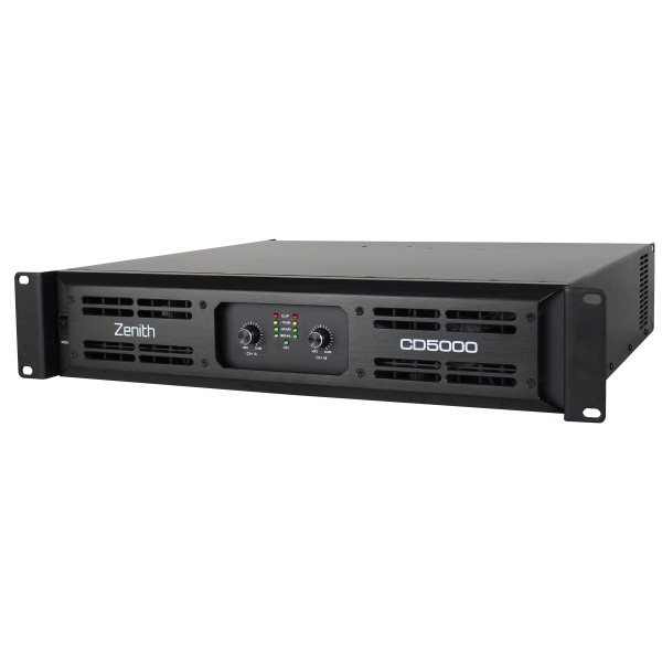 W Audio Zenith CD 5000 Amplifier