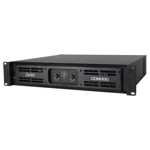 W Audio Zenith CD 8000 Amplifier