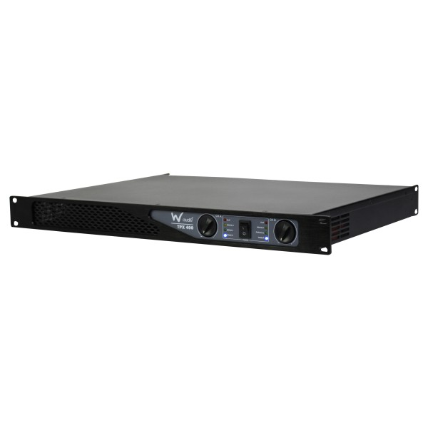 W Audio TPX 400 Amplifier