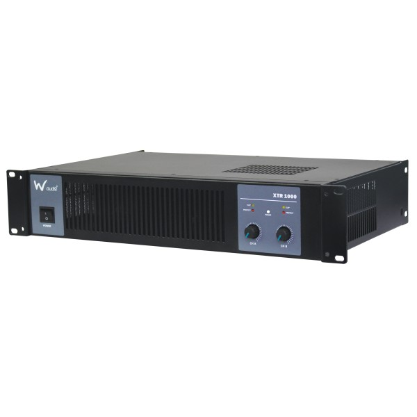 W Audio XTR 1000 Amplifier