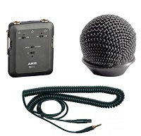AKG Microphone Accessories
