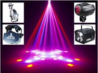 LED Disco Lighting Effects