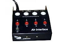 Le Maitre 4 Way Air Cannon Interface