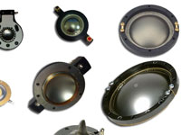 B&C HF Replacement Diaphragms