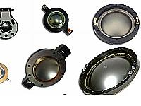 B&C DE500 Replacement Diaphragm 16 ohms