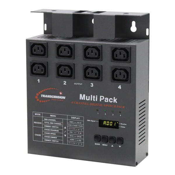 Transcension Multi Mode Dimmer Switch Pack