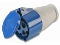 Blue C Form Industrial Connectors