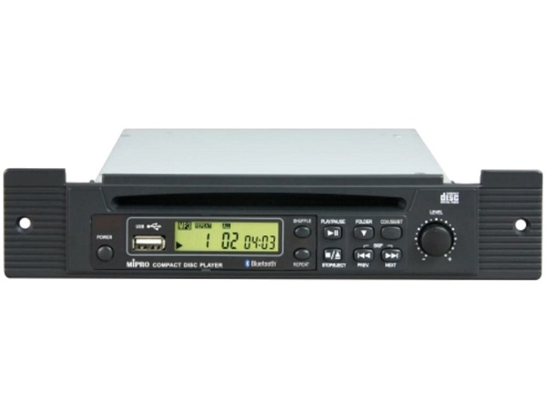 MiPro CDM-2BP CD/USB Player Module incl Bluetooth for MA-707