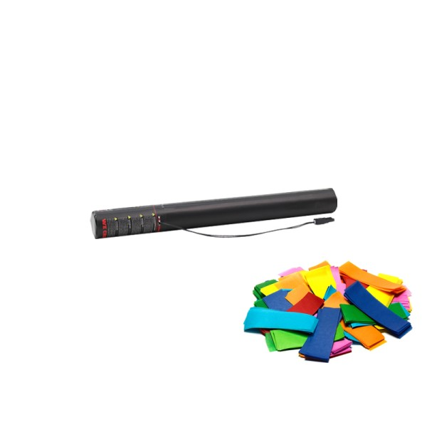 Confetti-Maker Electric Confetti Cannon 50cm Multicoloured