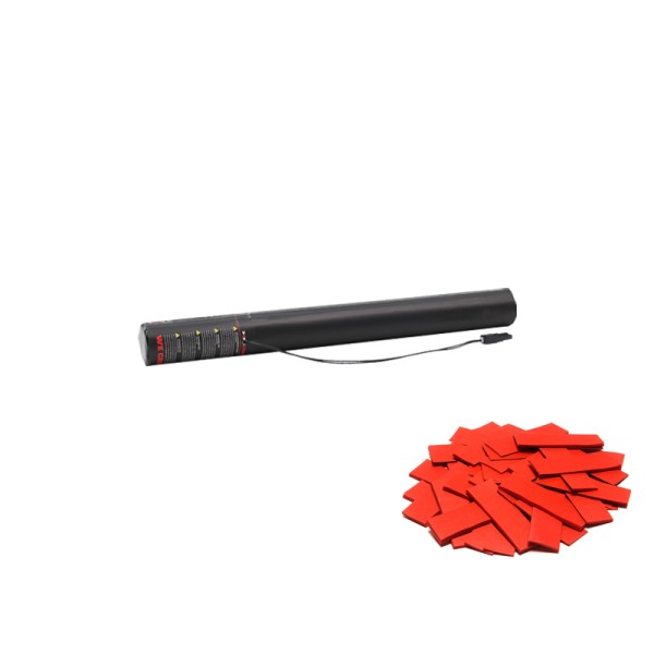 Confetti-Maker Electric Confetti Cannon 50cm Red
