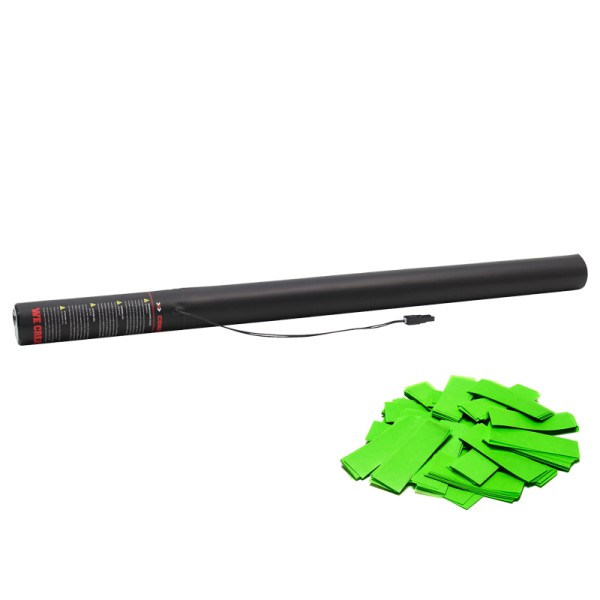 Confetti-Maker Electric Confetti Cannon 80cm Light Green