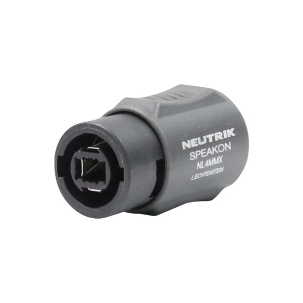 Neutrik SpeakON Coupler NL4MMX