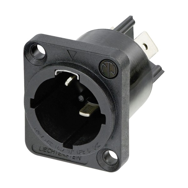 Neutrik PowerCON TRUE1 Chassis Connector NAC3MPX-TOP