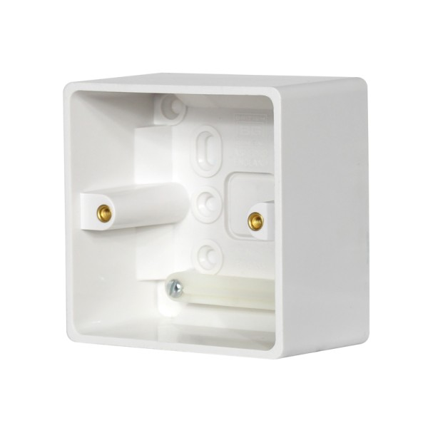 Clever Acoustics Volume Control Back Box (BG877)