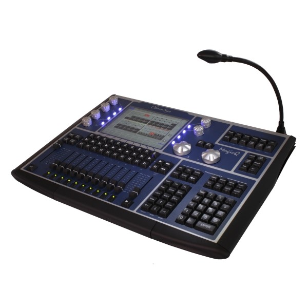 ChamSys MagicQ MQ40N Compact Console (4 Universe)
