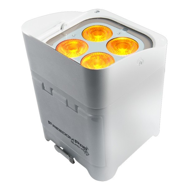 Chauvet DJ Freedom Par Quad-4 IP (White Housing)