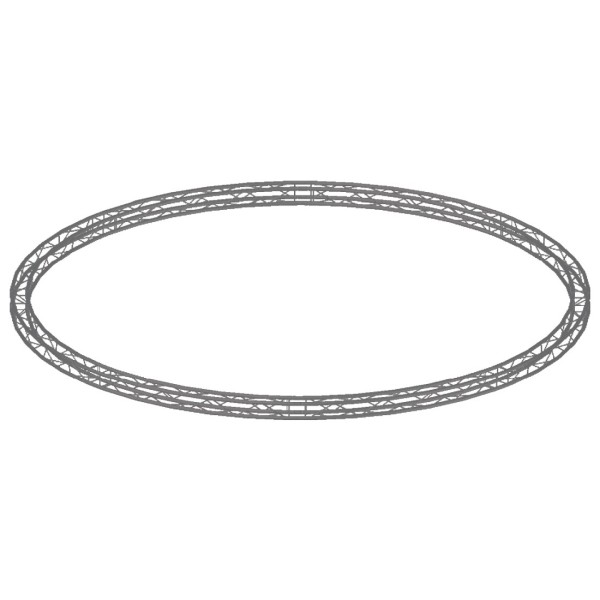 DuraTruss Circle part for DT14, 90 Deg. for 2m circle (DT14-CirclePart-2m-90)
