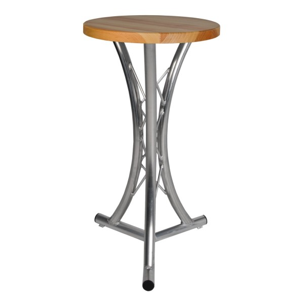 DuraTruss Round Top Table with 3 legs (DT-34-Table1 3LegsRound 3Pipes)