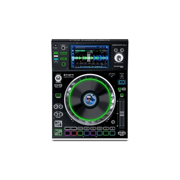 Denon SC5000 Prime Professional DJ Media Player