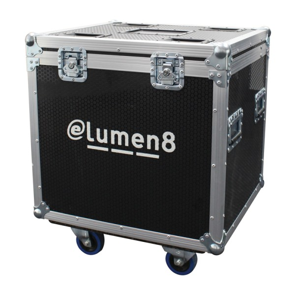 eLumen8 Twin Kudos CM 600ZS Flight Case