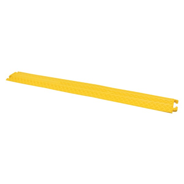 CP140Y Drop Over Cable Ramp Yellow