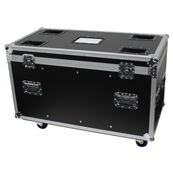 Elumen8 Par Can x 8 Flight Case