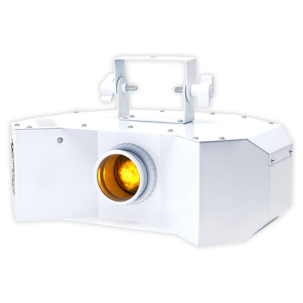 Equinox Helix 100W Gobo Flower (White Housing)