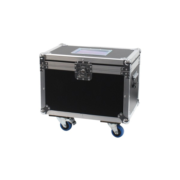 Equinox Fusion 100 Spot and 120 Zoom Flightcase