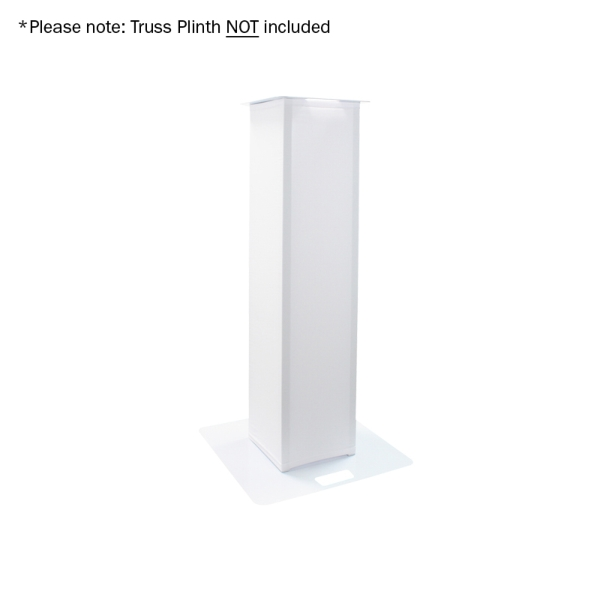 Equinox Replacement 1m DJ Plinth Kit Scrim