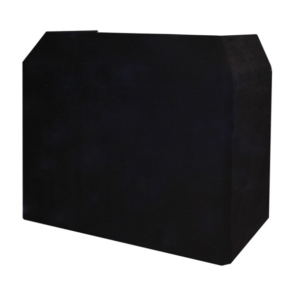 Equiniox DJ Booth Booth Black Professional Cloth