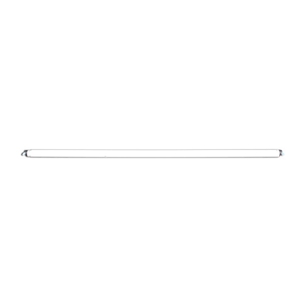 Pipe & Drape 1.3m - 2.1m Horizontal Cross Bar, White