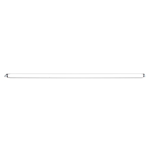 Pipe & Drape 2.1m - 3.6m Horizontal Cross Bar, White
