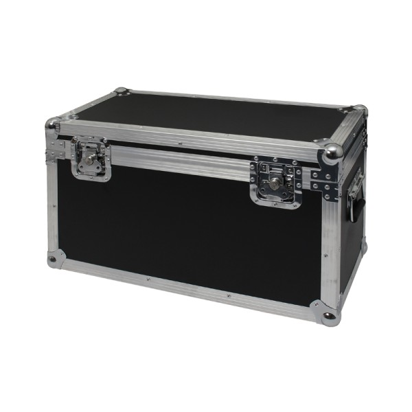 Equinox Slimline Road case holds 4 (1T100 or 12HEX12 or UV 50W COB or Intense Slim Par)