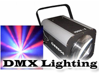 Equinox LED Disco Lighting DMX