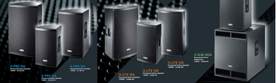 FBT X Series Speakers