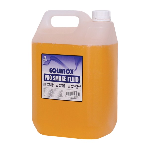 Equinox PRO Smoke Fluid 5 Litres (Shipped in 4's)