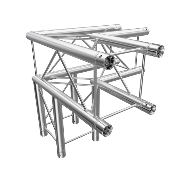 Global Truss F24 90 Degree 3 Way Corner