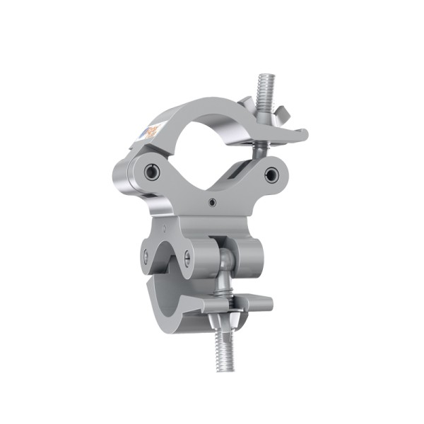 Global Truss Fixed Swivel Coupler 8231-90 Silver
