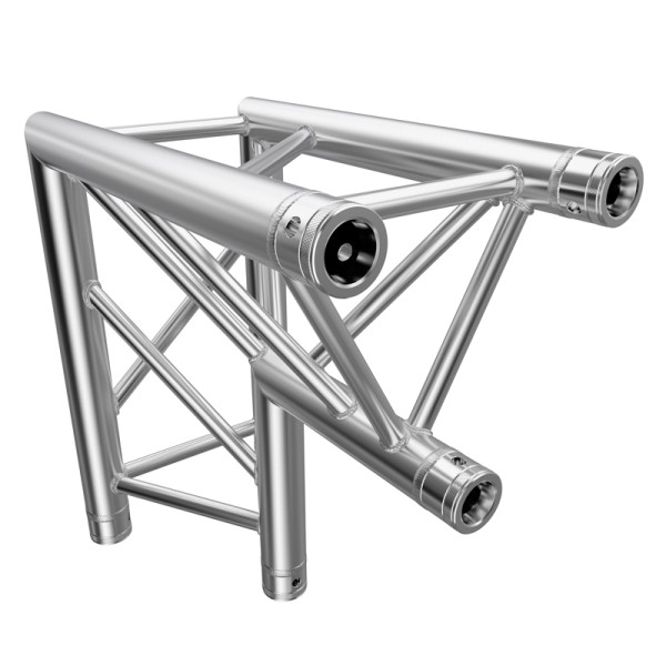 Global Truss F33 PL 2 Way 90 Degree Corner Apex In (F33 C25PL)