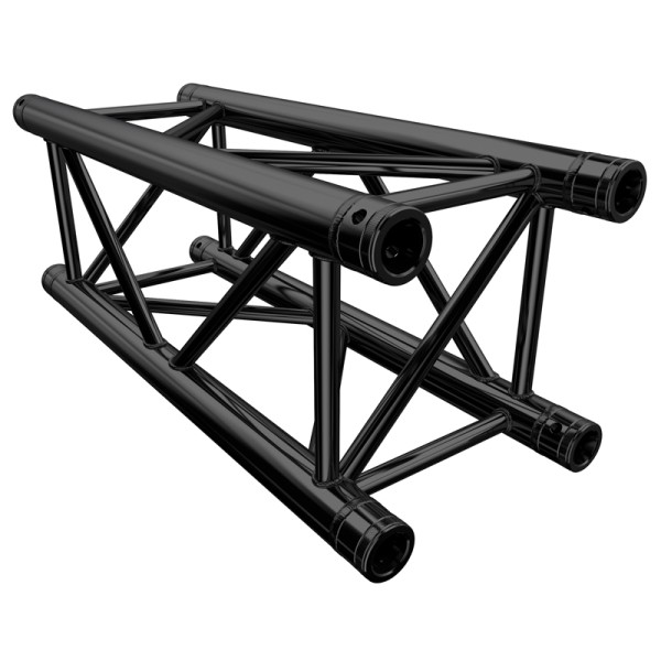 Global Truss F34 PL 0.75 Metre Stage Black Truss (F34075PL-B)