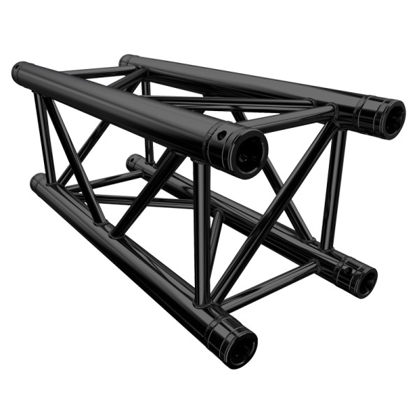 Global Truss F34 PL 0.71 Metre Stage Black Truss (F34071PL-B)