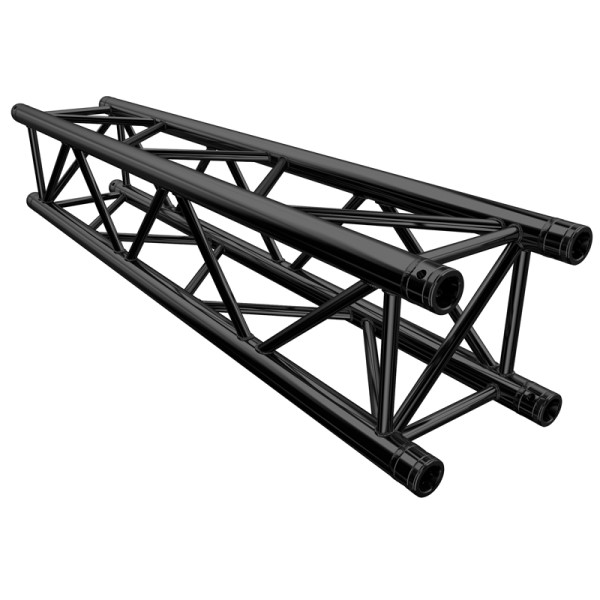 Global Truss F34 PL 1.5 Metre Stage Black Truss (PL-4111-B)