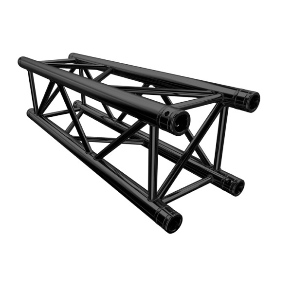 Global Truss F34 PL 1 Metre Stage Black Truss (PL-4110-B)
