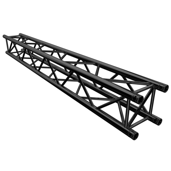 Global Truss F34 PL 2.5 Metre Stage Black Truss (PL-4113-B)