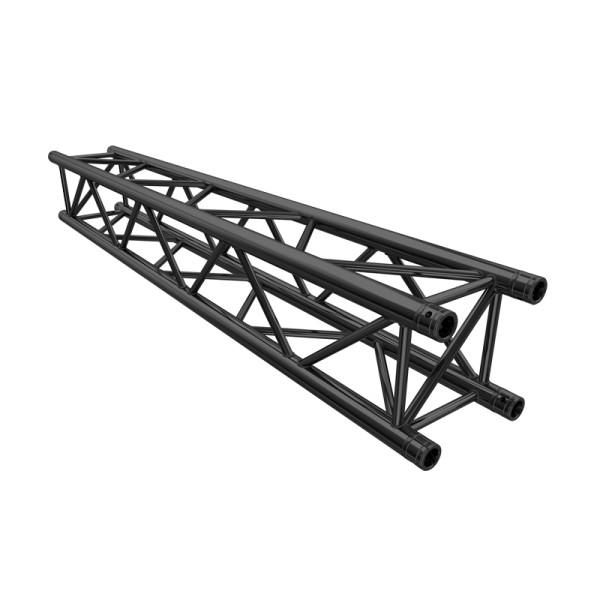 Global Truss F34 PL 2 Metre Stage Black Truss (PL-4112-B)
