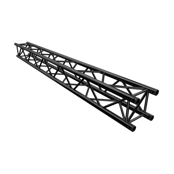 Global Truss F34 PL 3 Metre Stage Black Truss (PL-4114-B)