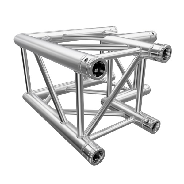 Global Truss F34 PL 2 Way 90 Degree Corner (4121-21PL)