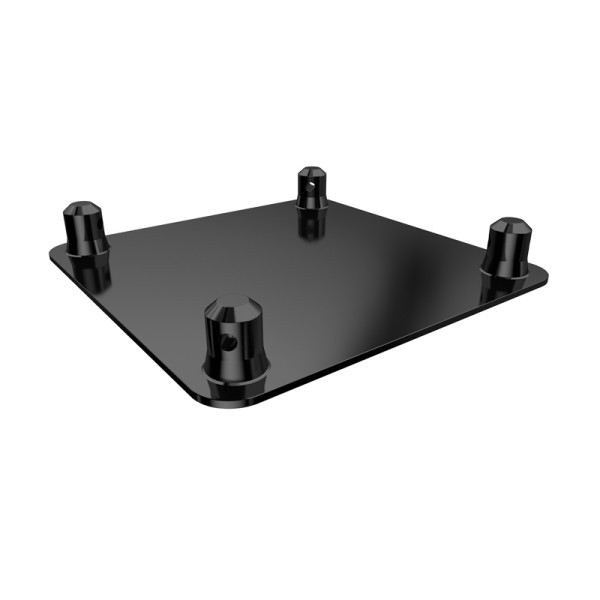 Global Truss F34 PL Stage Black Base Plate (4137PL-B)