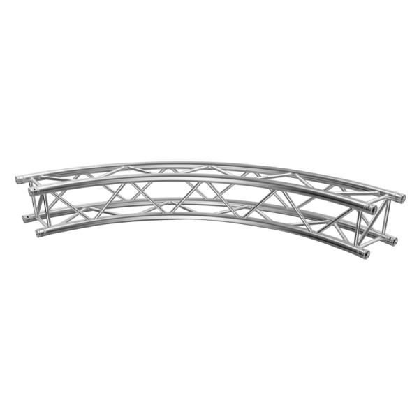 Global Truss F34 PL 2 Metre Circle 90 Degree Segment (PL-402R10B-90)